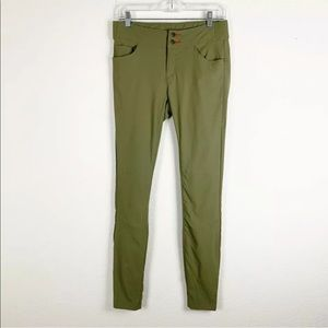 Toad&Co | Womens Flextime green Pants
